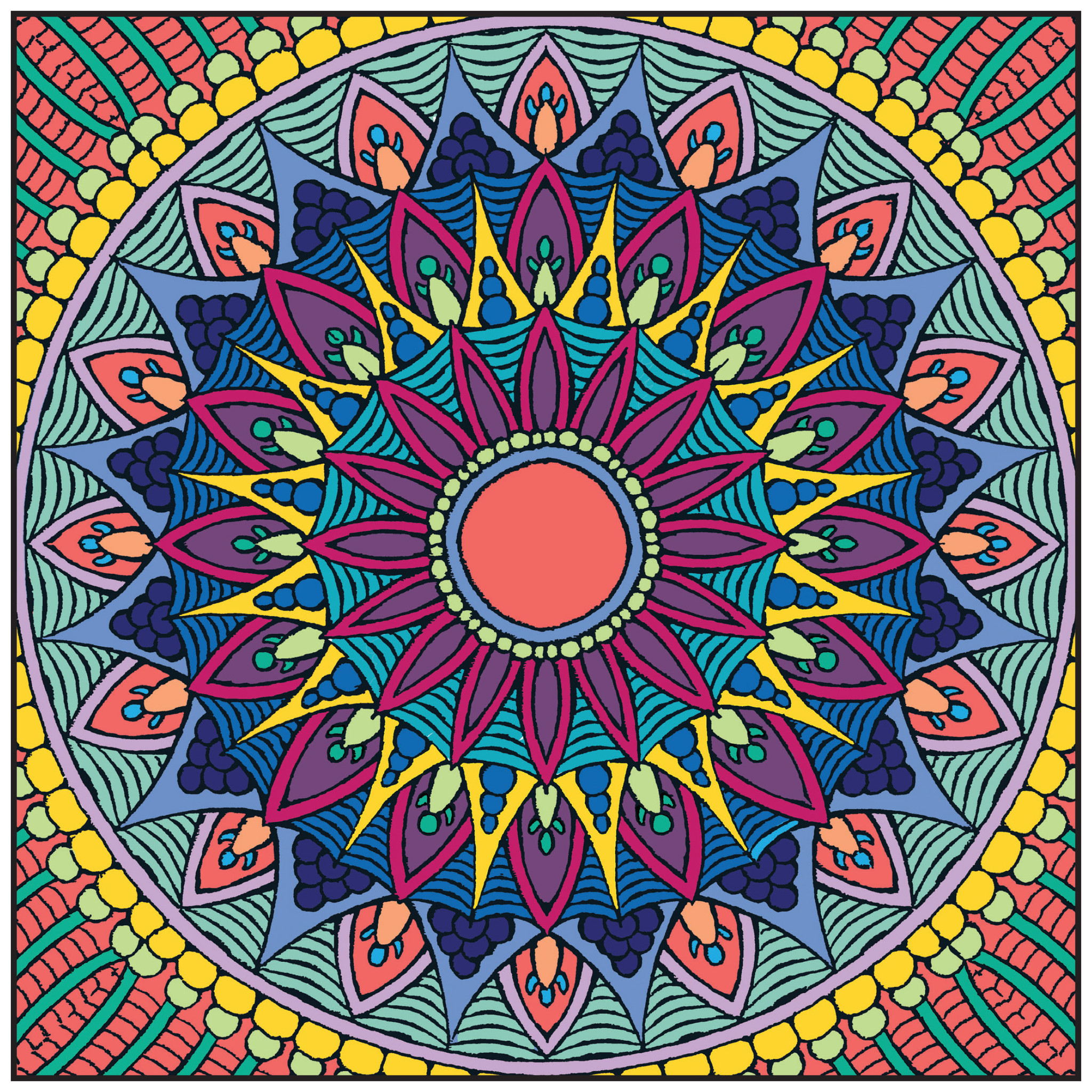 Adult Coloring Club – Wabasha Public Library